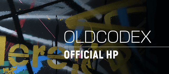 OLDCODEX OFFICIAL HP